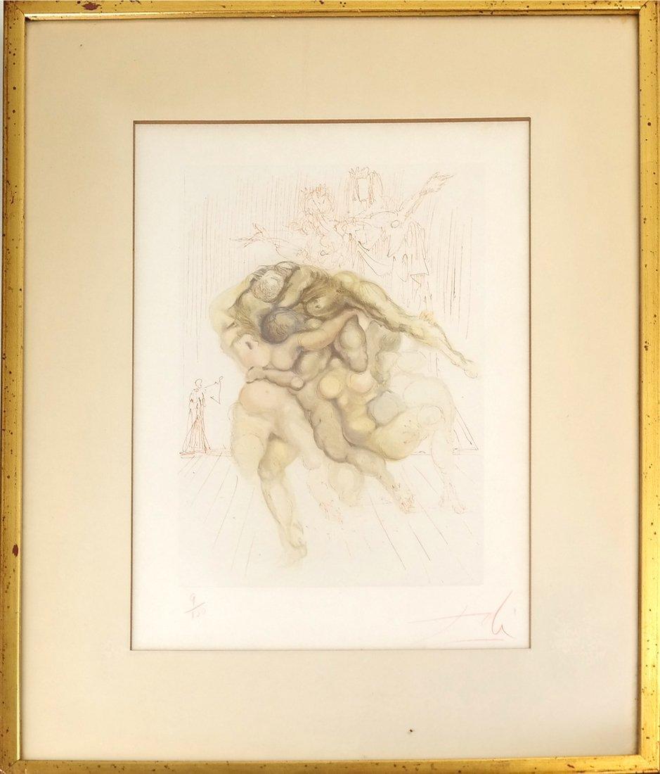 Salvador Dali Print - 2