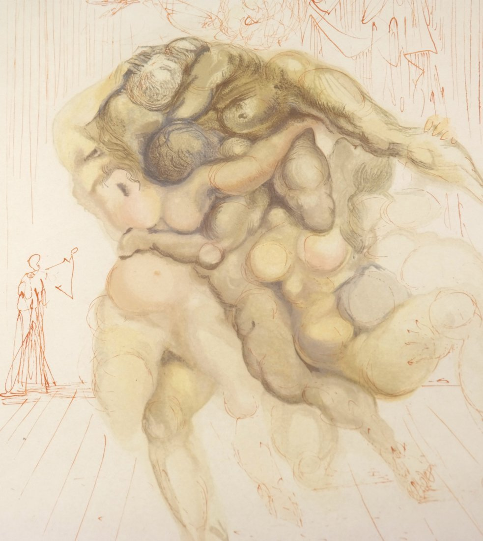 Salvador Dali Print - 3