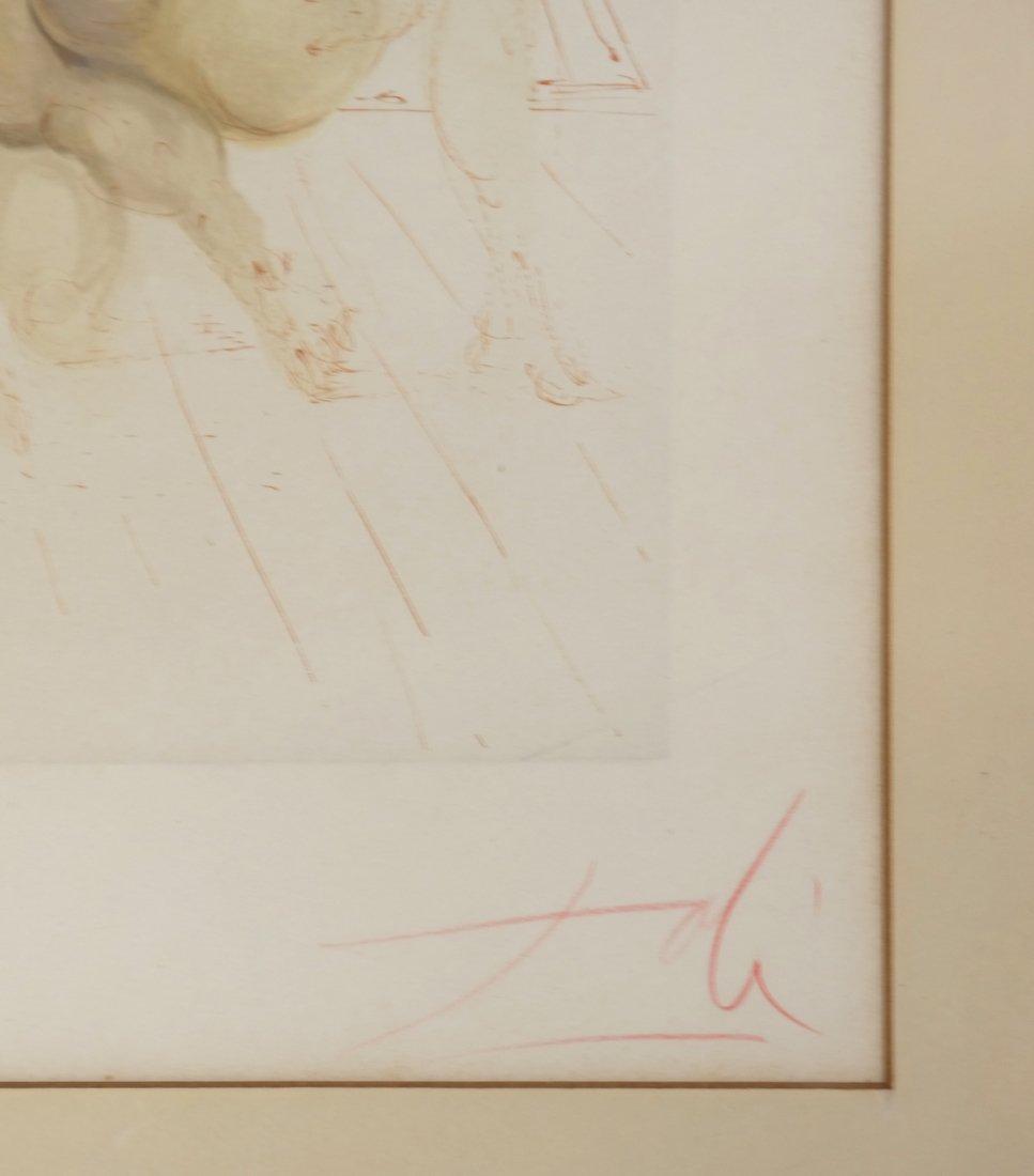 Salvador Dali Print - 4