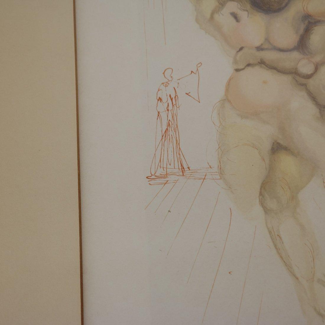 Salvador Dali Print - 5