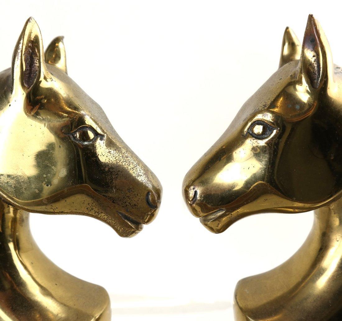 Pair of Chess Piece Doorstops - 4