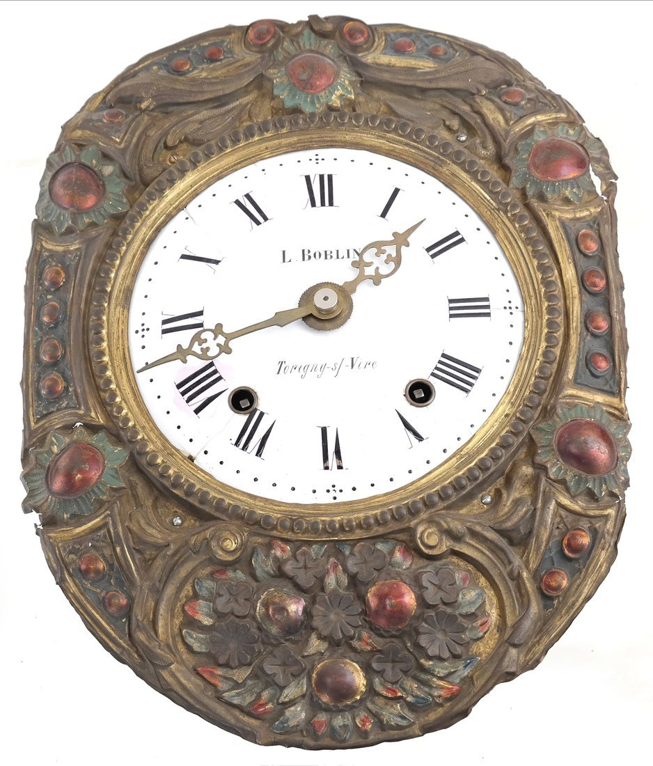 French Wall Clock - 2