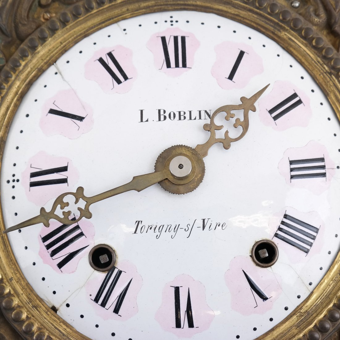 French Wall Clock - 3