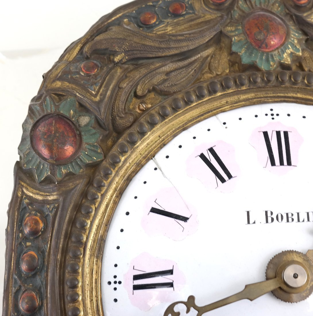 French Wall Clock - 5