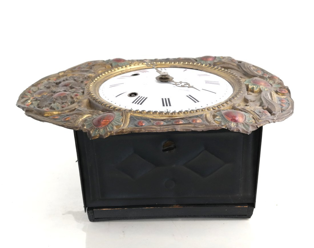 French Wall Clock - 6