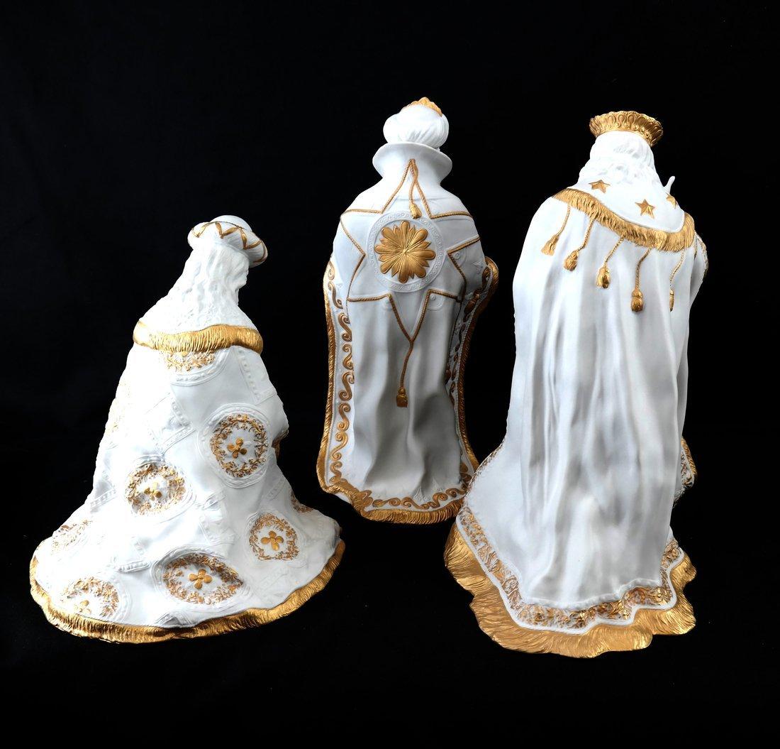 Three Boehm Christmas Figures - 2