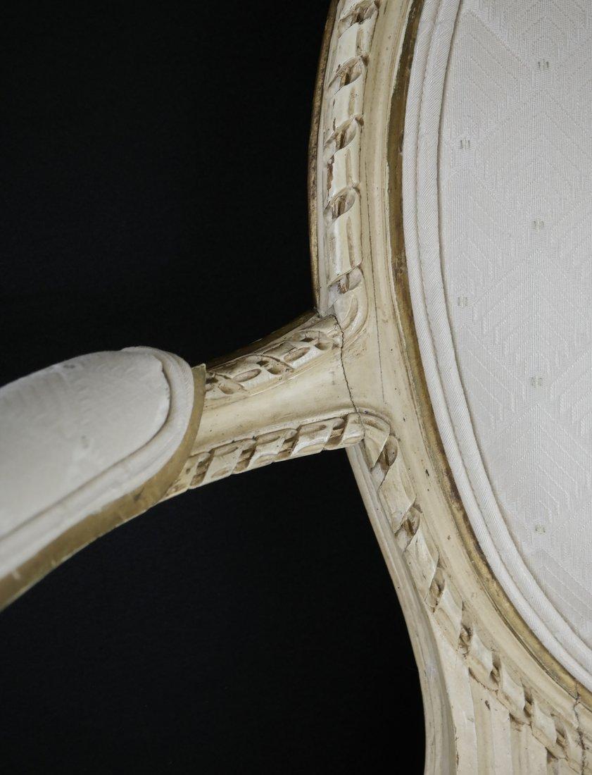 Louis XVI-Style Armchair - 3