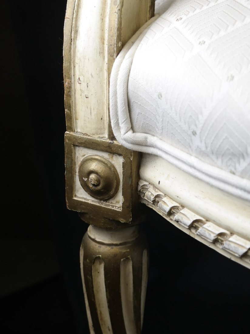 Louis XVI-Style Armchair - 6