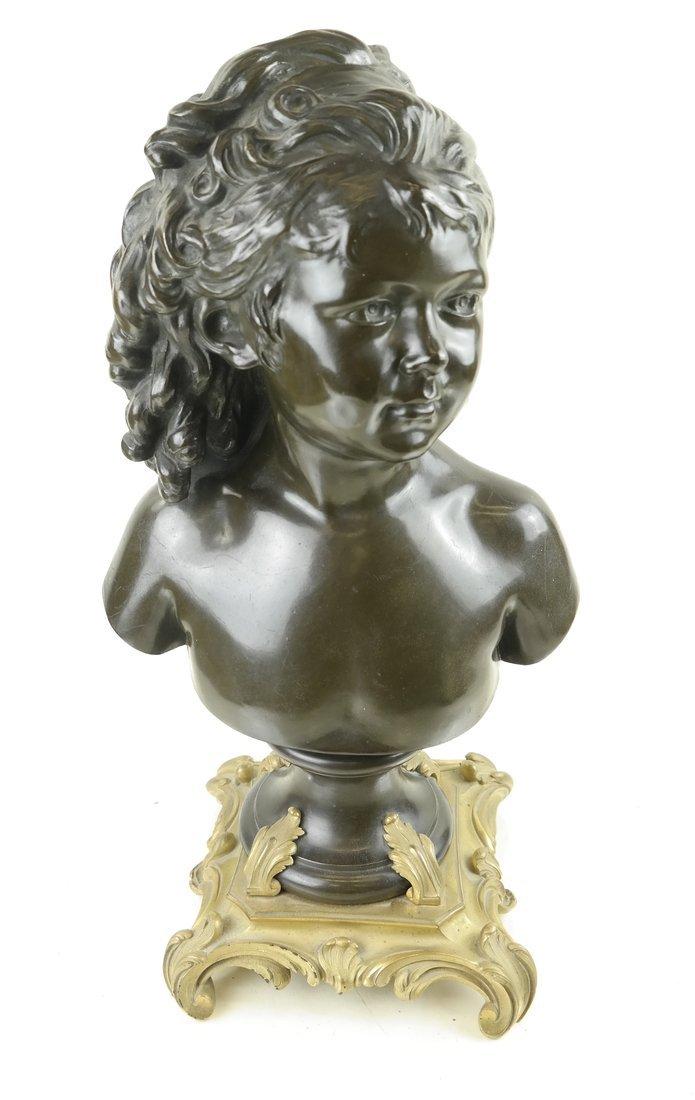 Jean-Antoine Houdon, Bust of Sabine