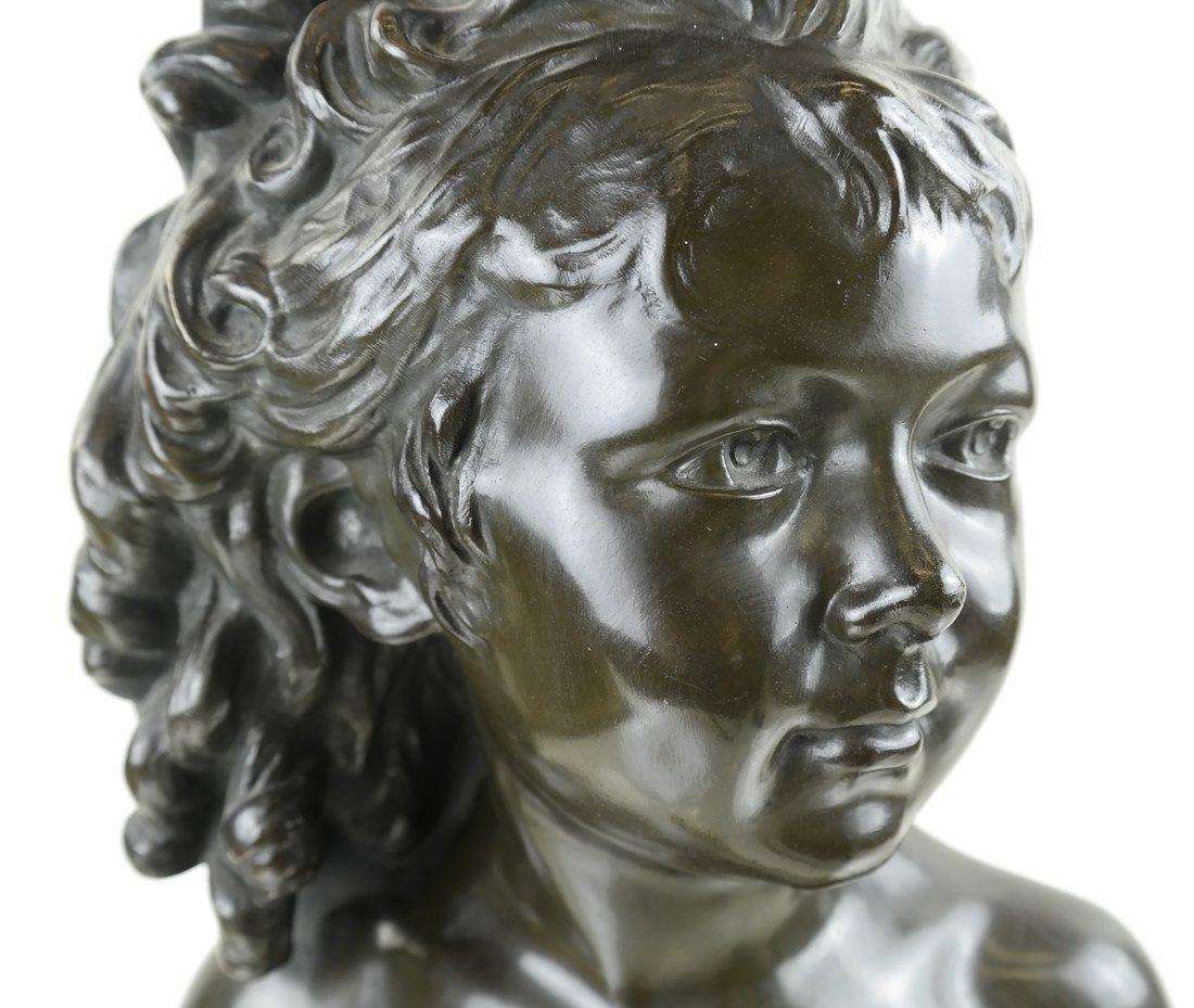 Jean-Antoine Houdon, Bust of Sabine - 4