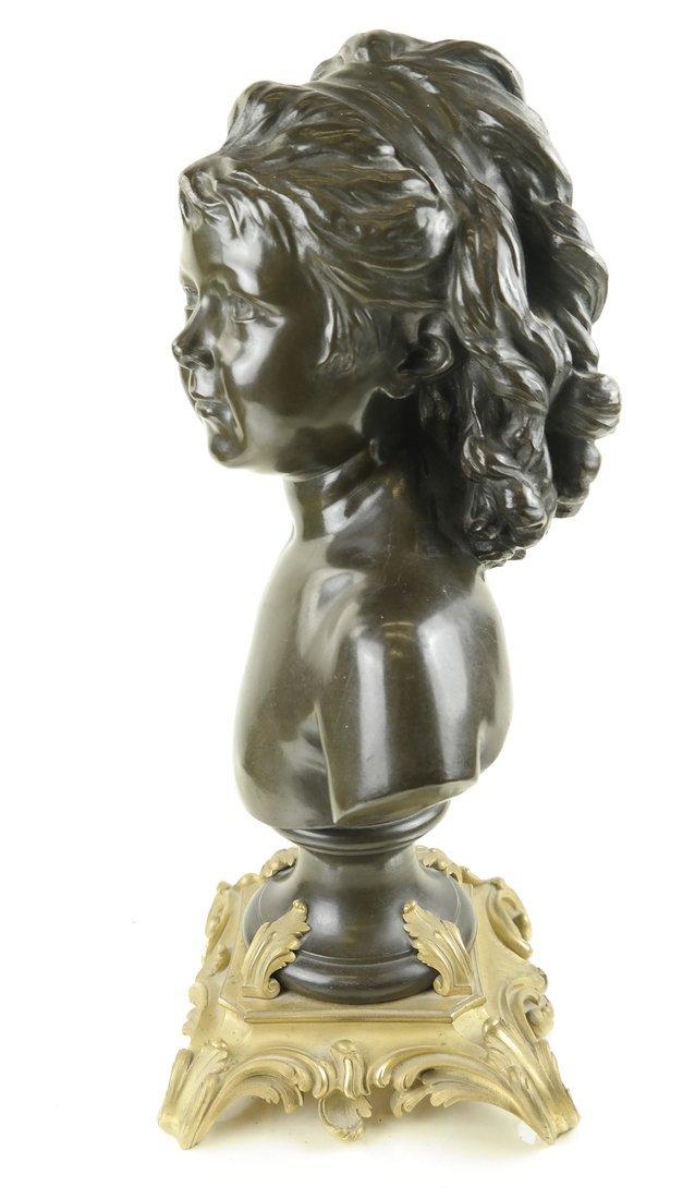 Jean-Antoine Houdon, Bust of Sabine - 5