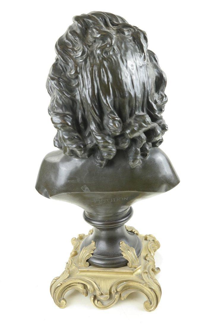 Jean-Antoine Houdon, Bust of Sabine - 6