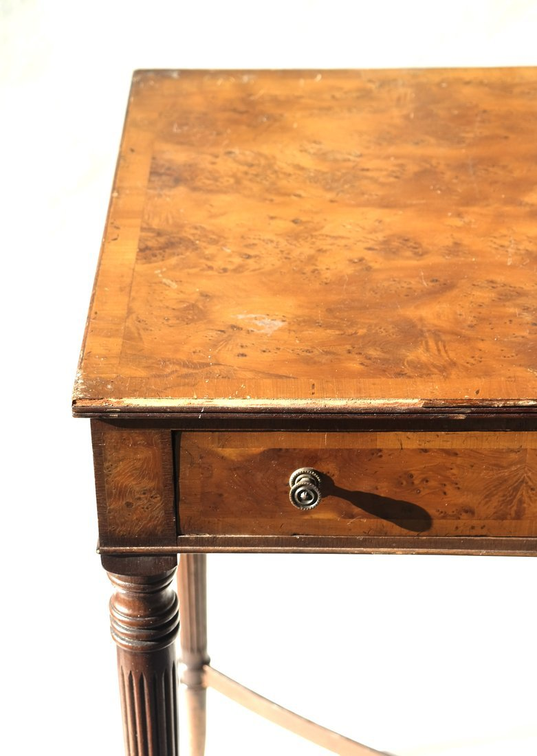 Regency-Style Writing Desk - 3