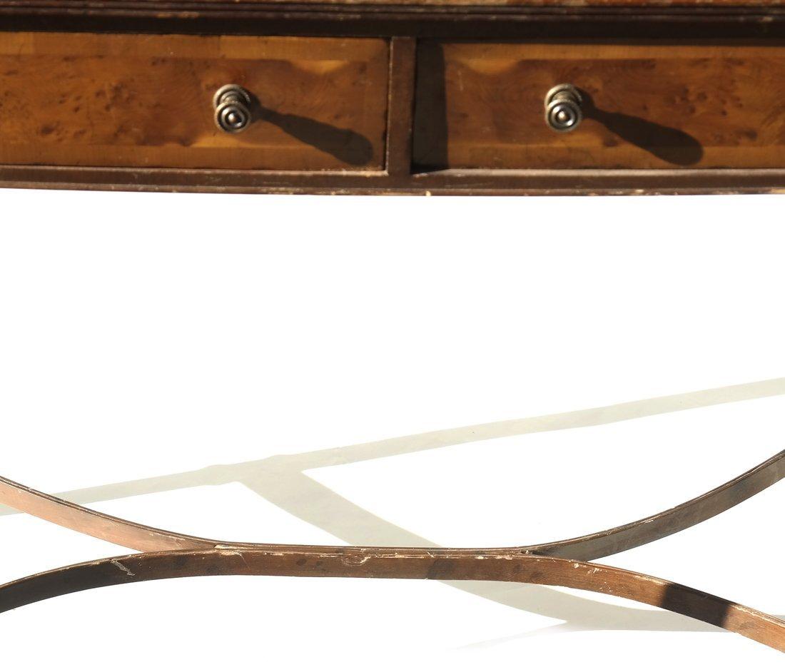 Regency-Style Writing Desk - 4