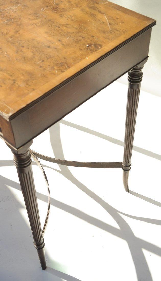 Regency-Style Writing Desk - 6