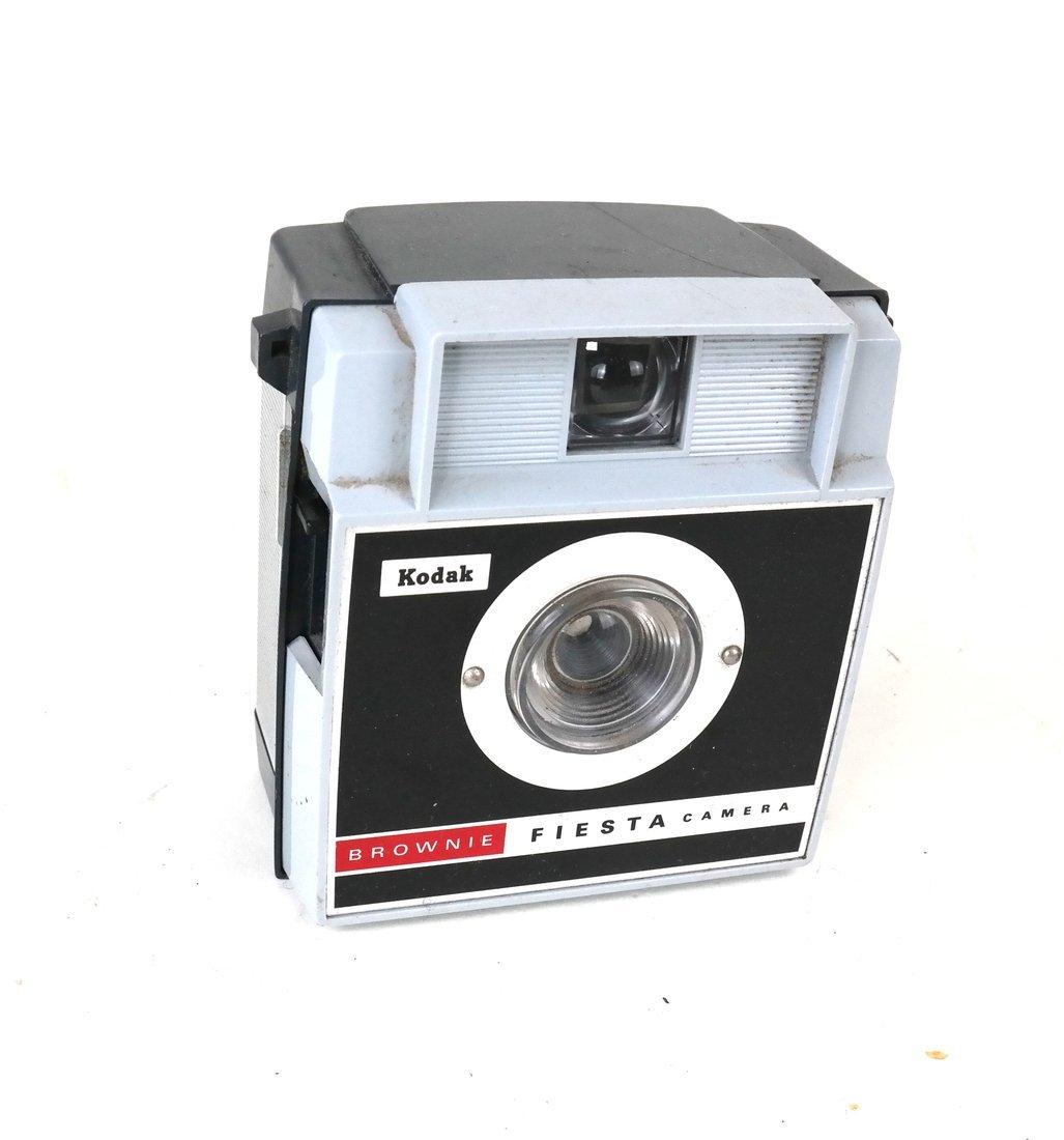 Assorted Kodak Cameras - 4