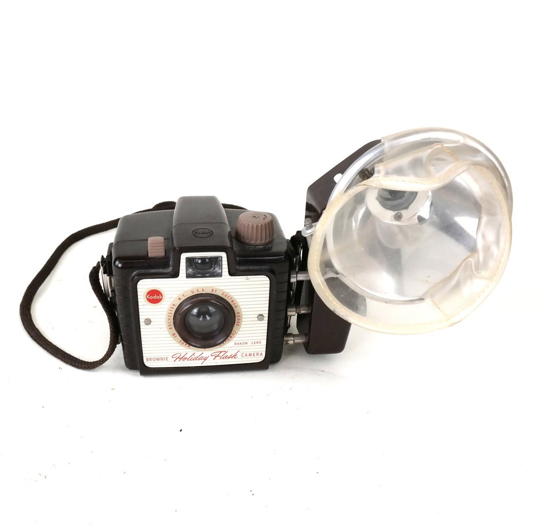 Assorted Kodak Cameras - 7