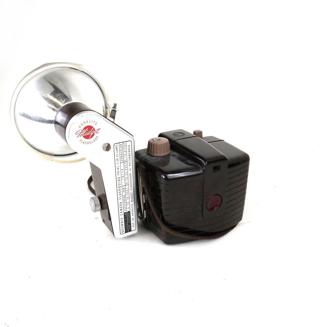 Assorted Kodak Cameras - 8
