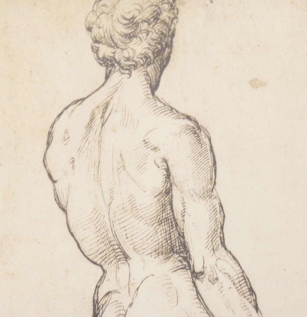 Two Prints: Portrait, Nude - 6