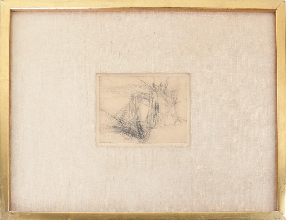 Damon, Abstract - Landscape - 2