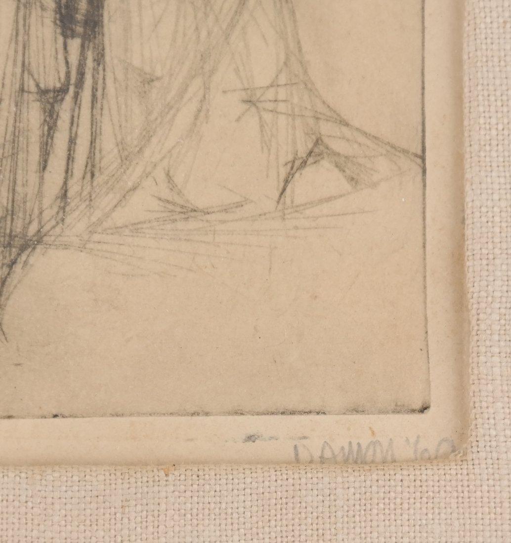 Damon, Abstract - Landscape - 3