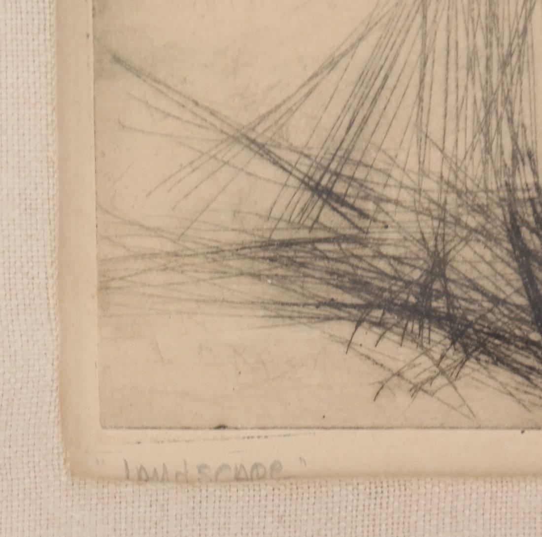 Damon, Abstract - Landscape - 4