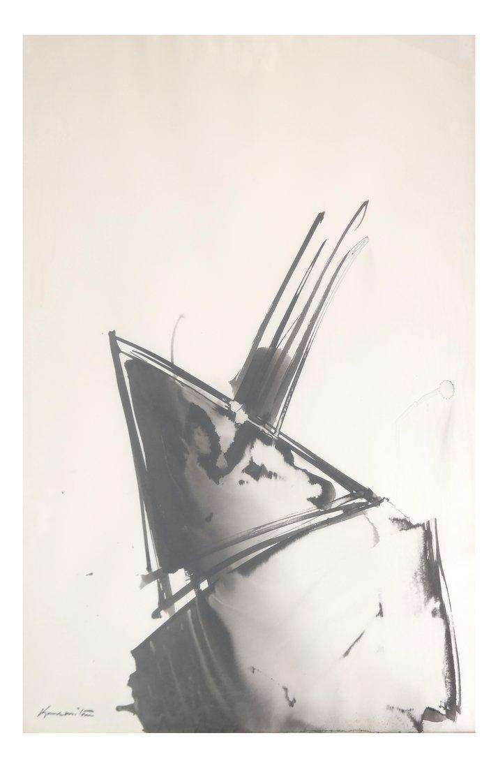 Matsumi Kanemitsu Abstract