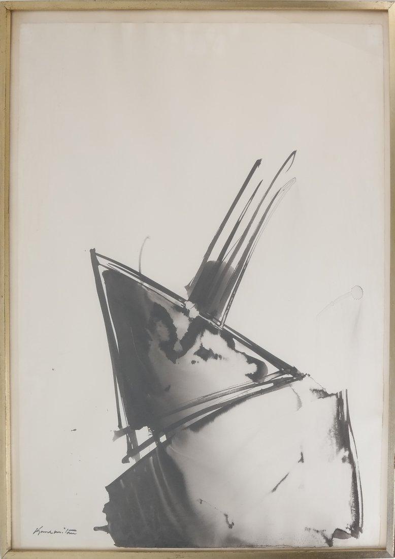 Matsumi Kanemitsu Abstract - 2