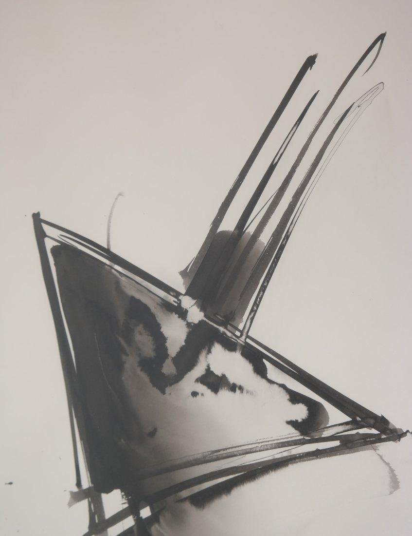 Matsumi Kanemitsu Abstract - 3
