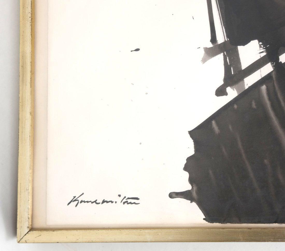 Matsumi Kanemitsu Abstract - 4