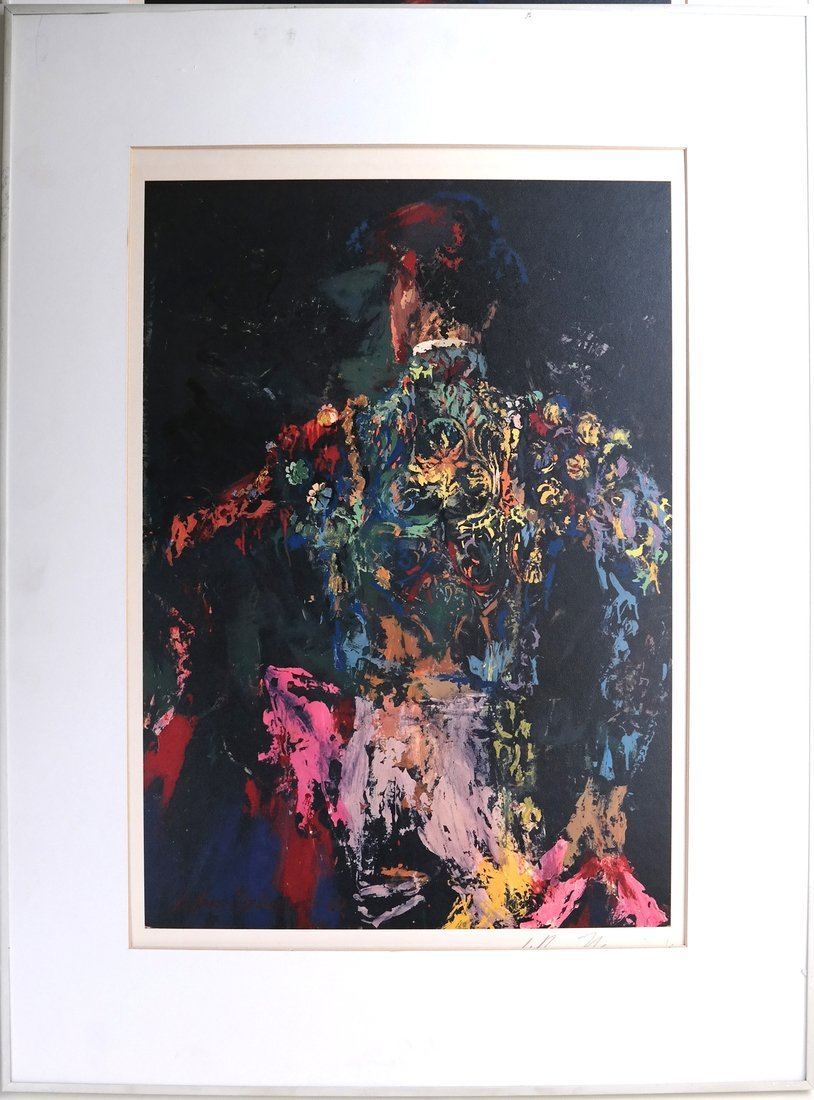 Three Leroy Nieman Prints - 2