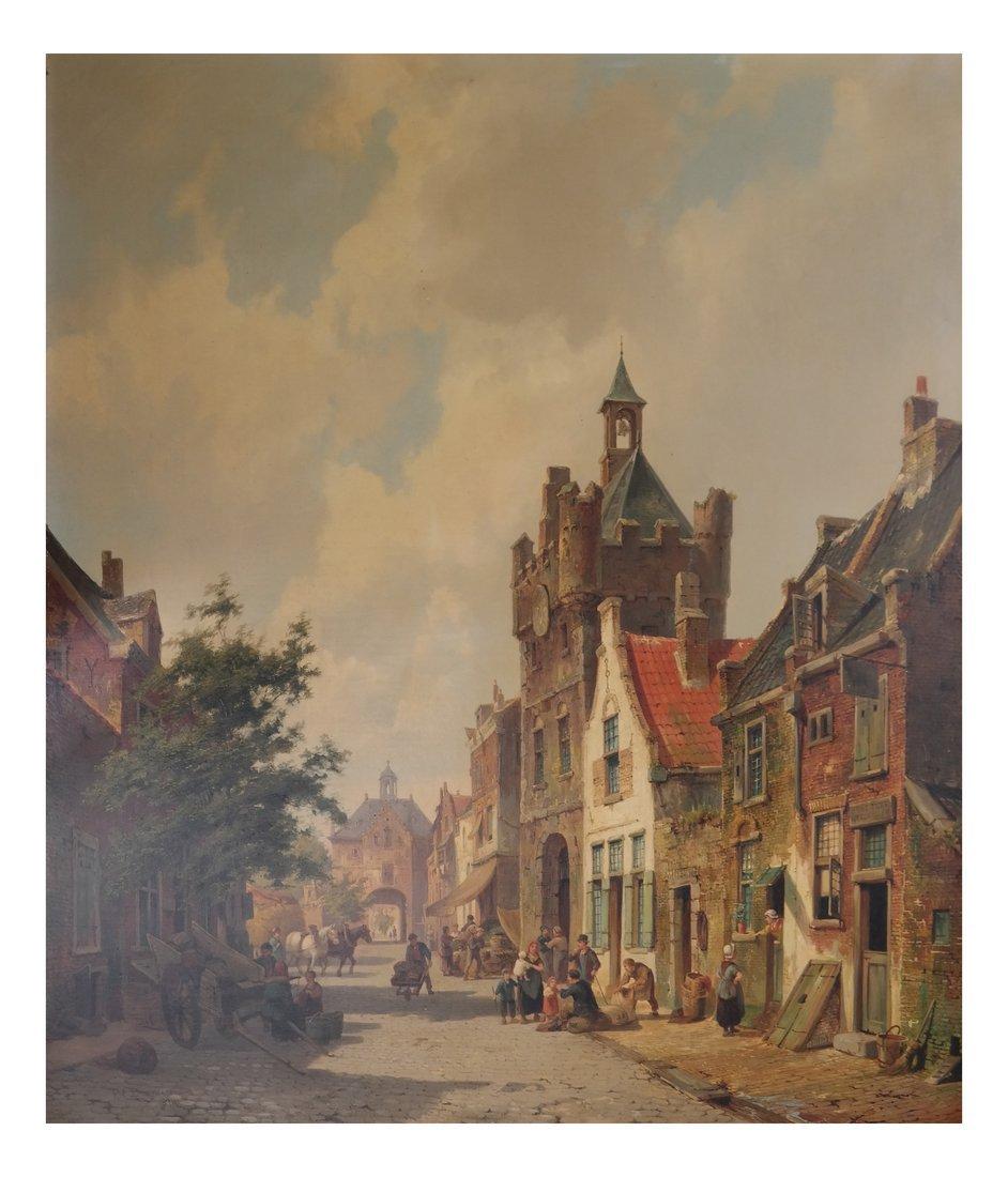 P.C. Dommersen, Street Scene