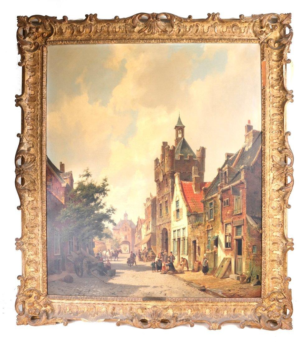 P.C. Dommersen, Street Scene - 2