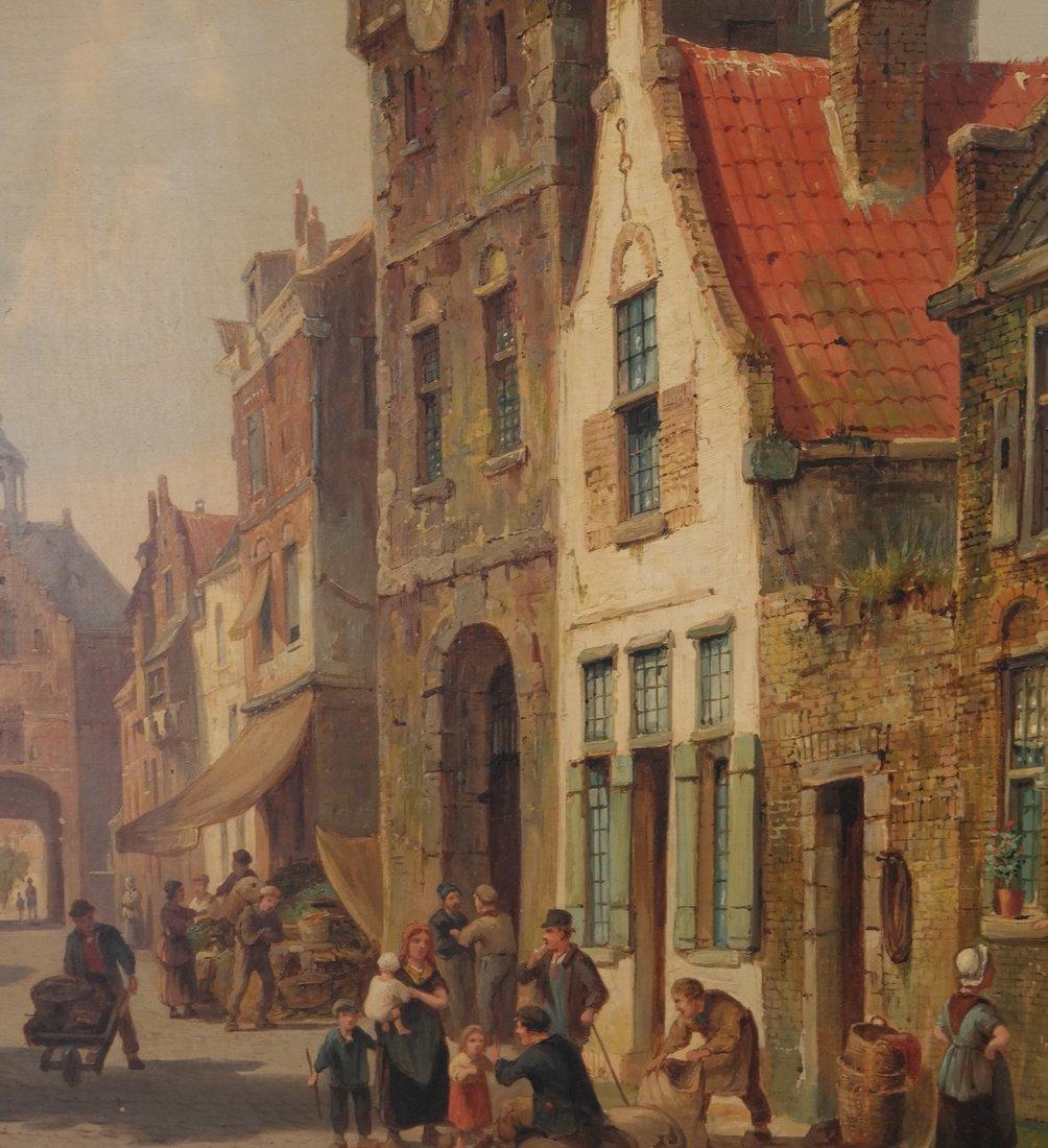 P.C. Dommersen, Street Scene - 3