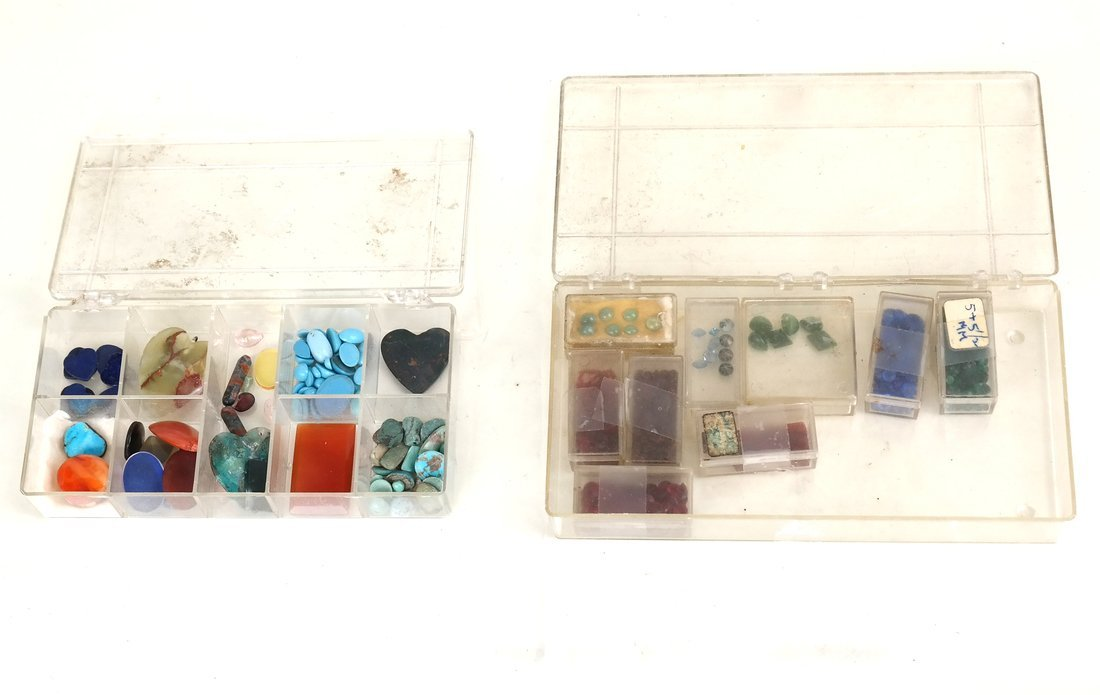 Assorted Loose Cut & Polished Stones - 2