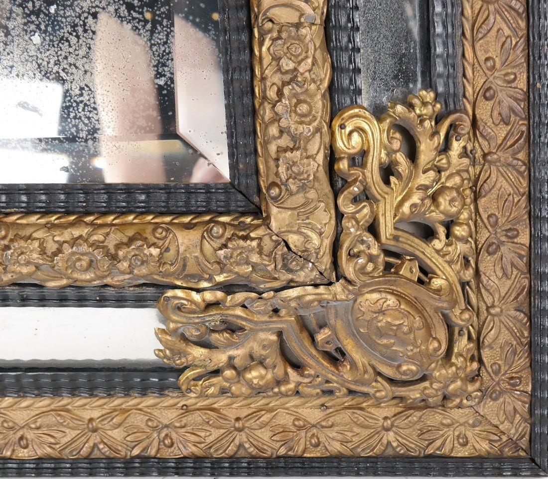 Dutch-Style Ornate Mirror - 3