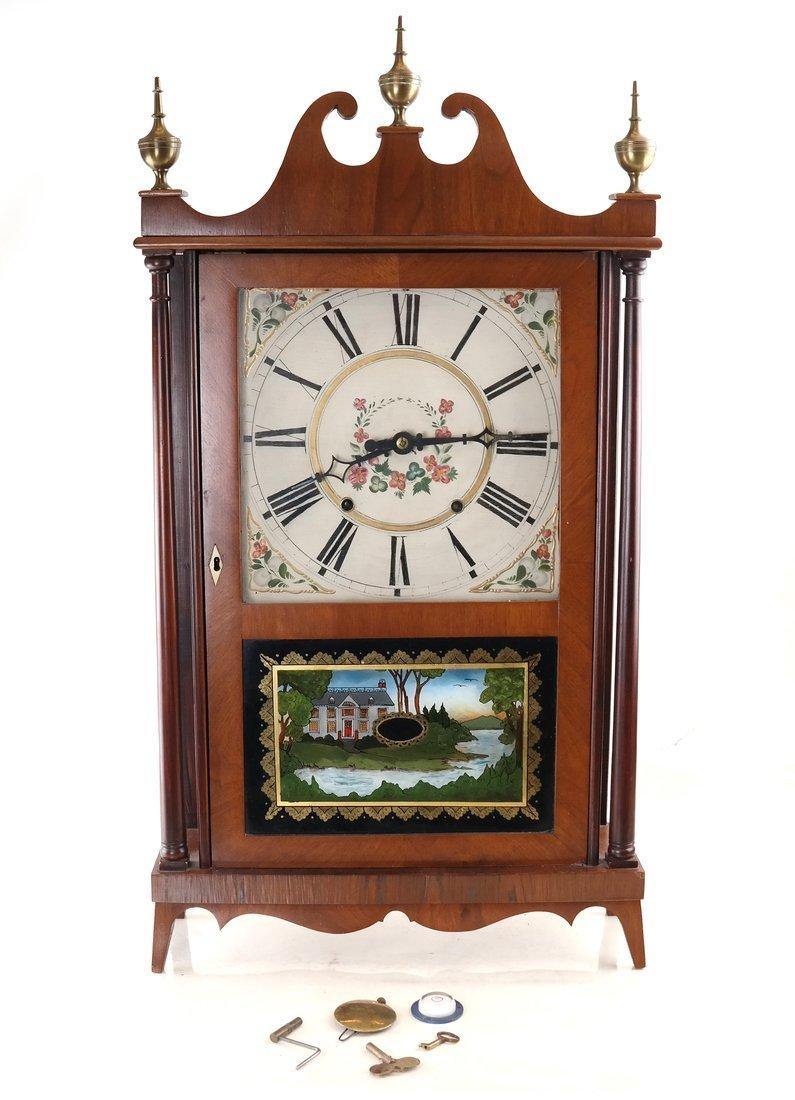 Antique American Shelf Clock