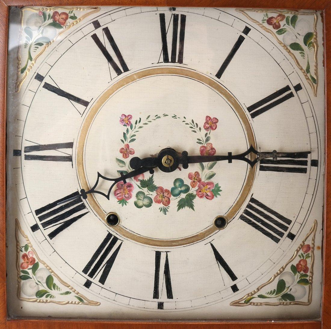 Antique American Shelf Clock - 2