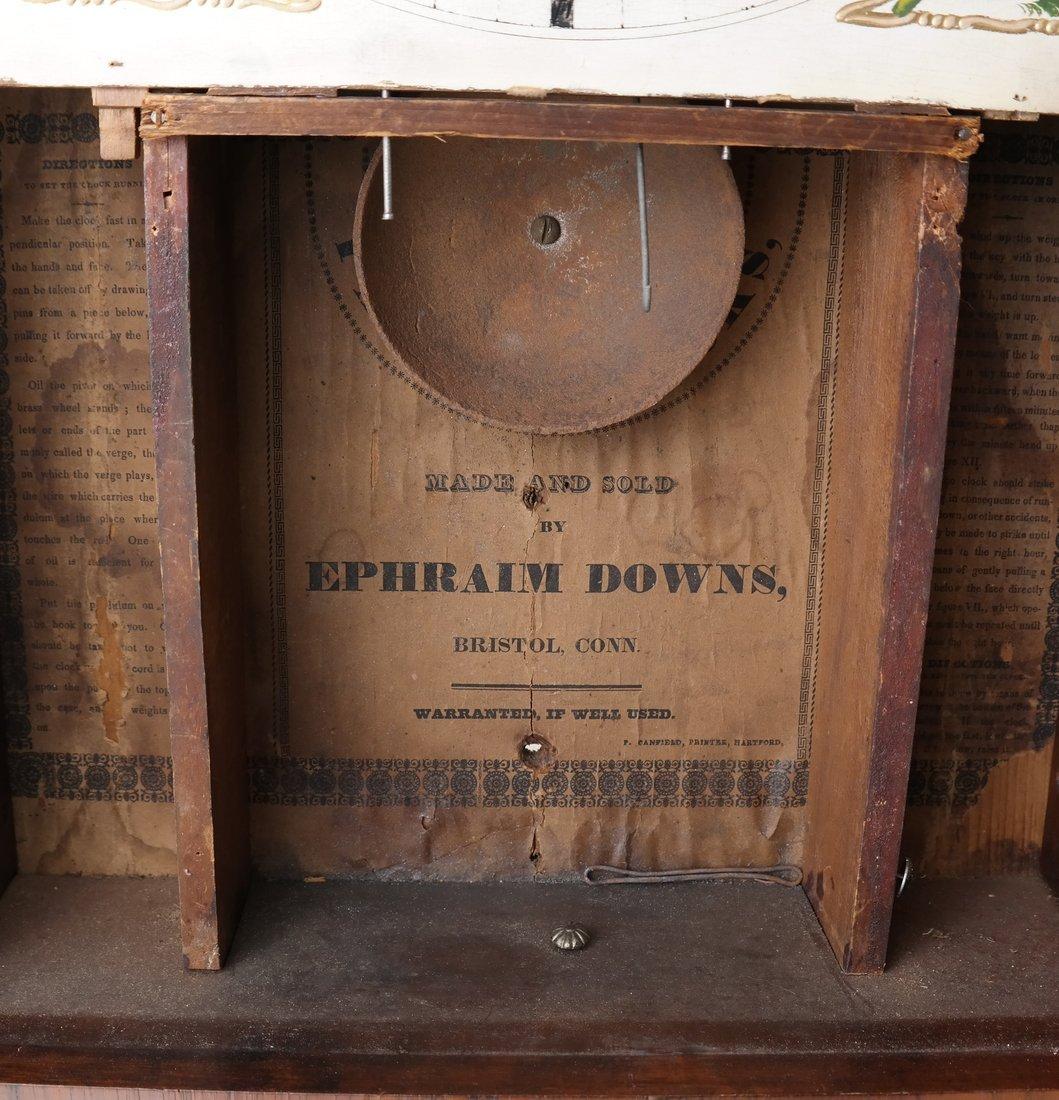 Antique American Shelf Clock - 4