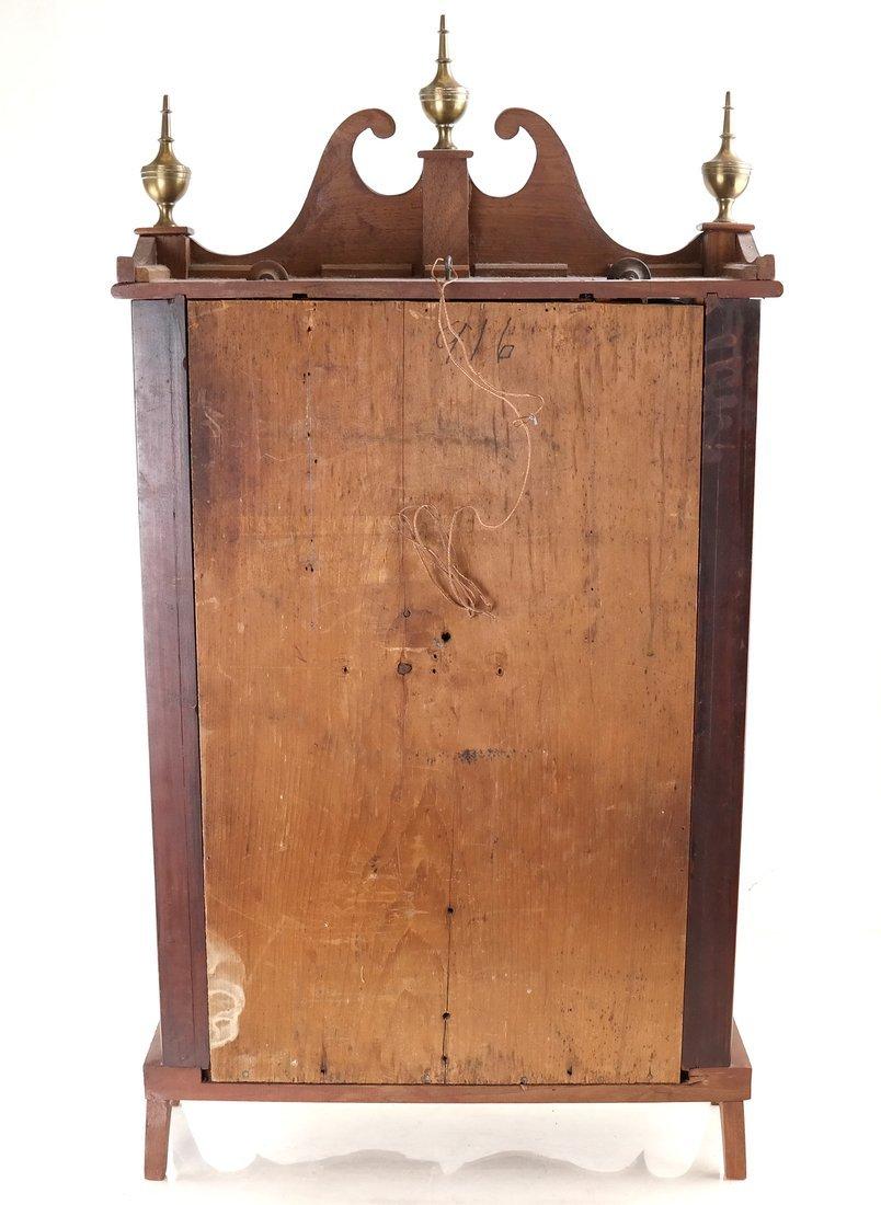 Antique American Shelf Clock - 7