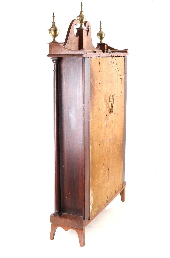Antique American Shelf Clock - 9