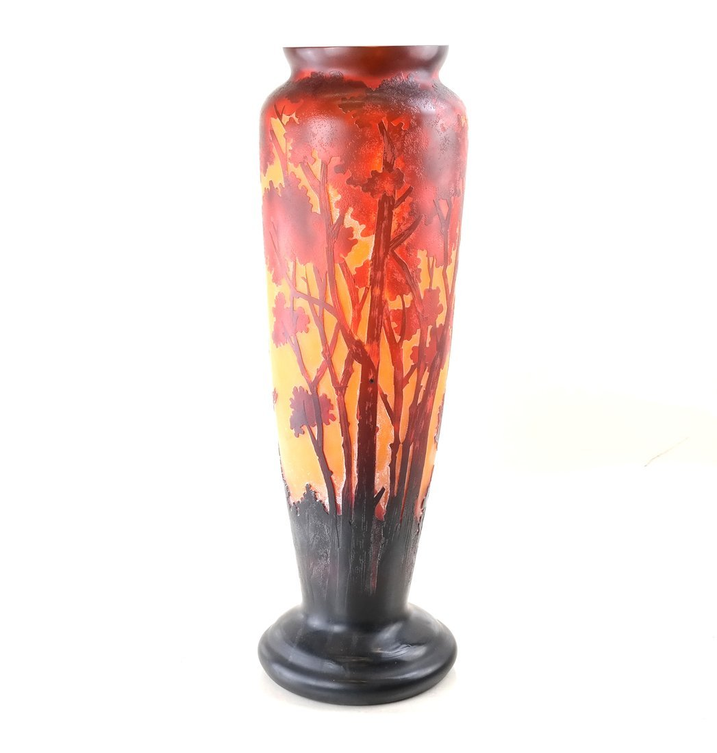 Reproduction Galle Vase