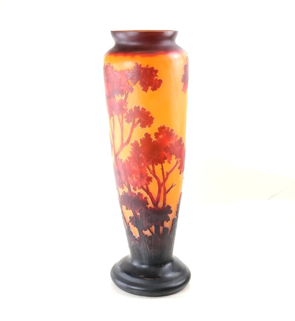 Reproduction Galle Vase - 2