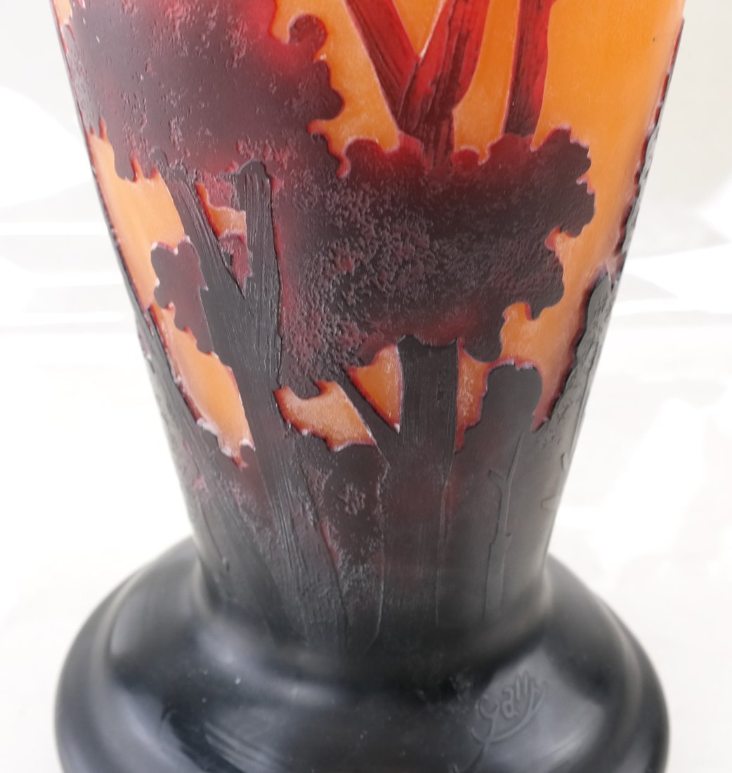 Reproduction Galle Vase - 5