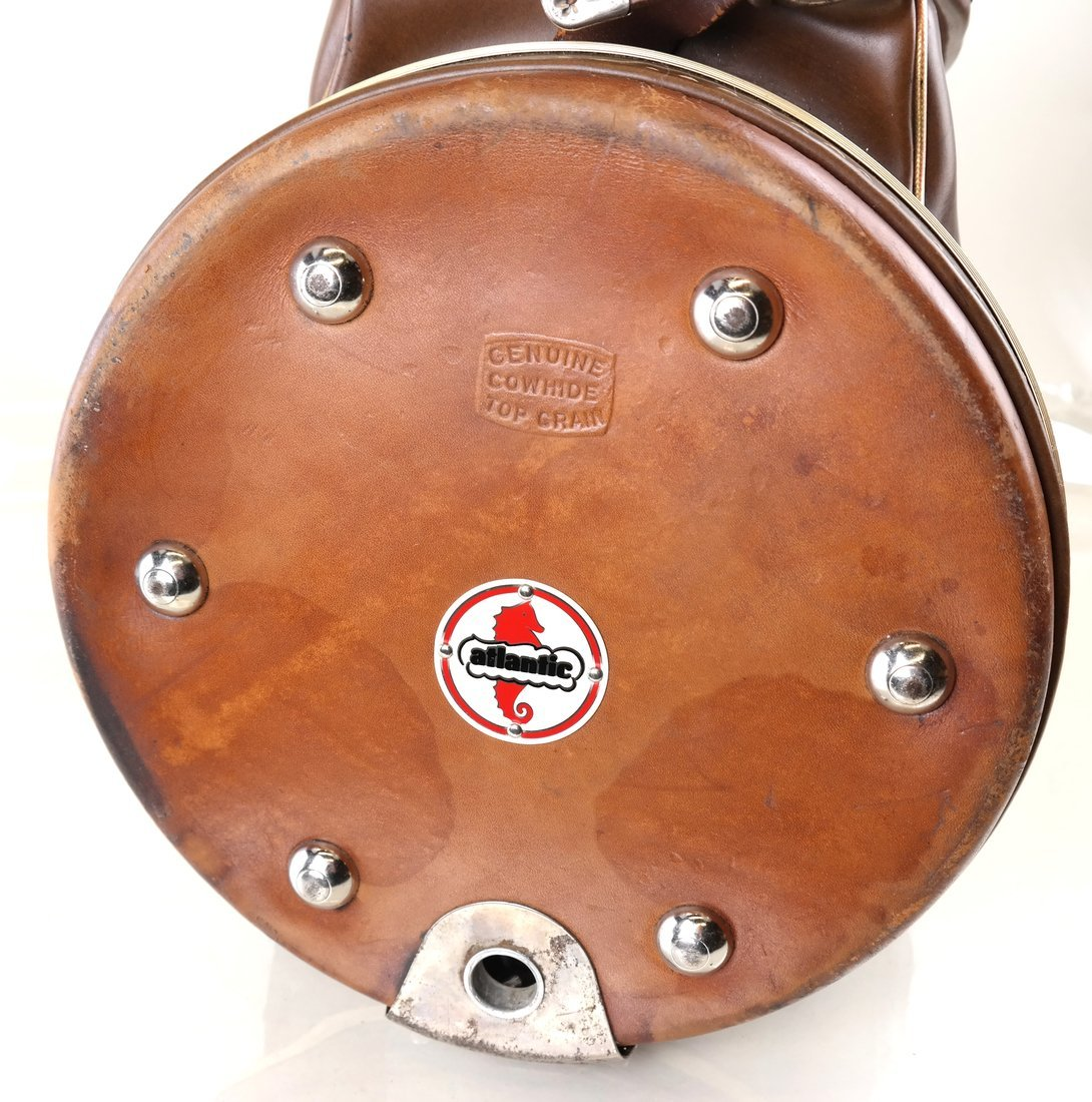 Leather Golf Bag - 7