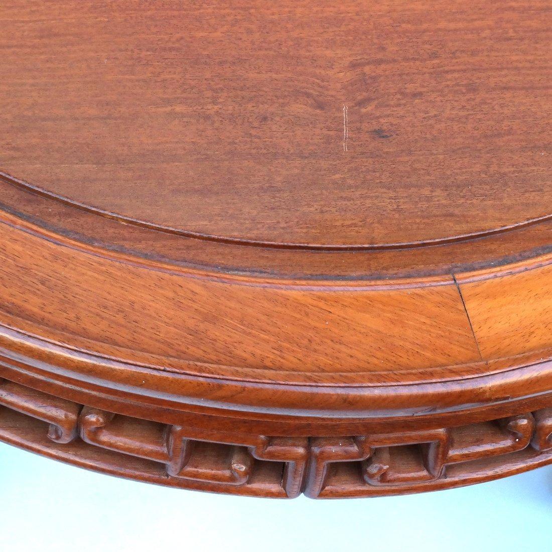 Asian Five Piece Table Set - 3