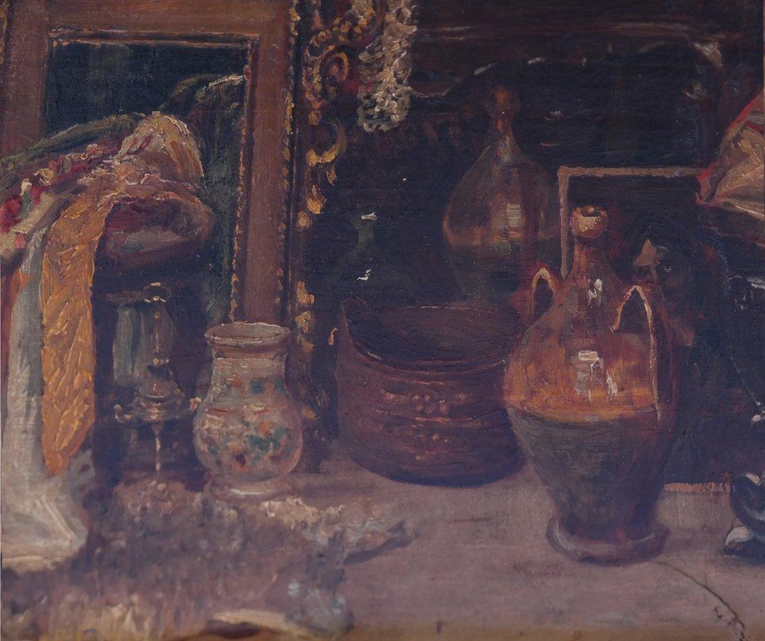 Carlos Menegazzi, Interior Scene - 4