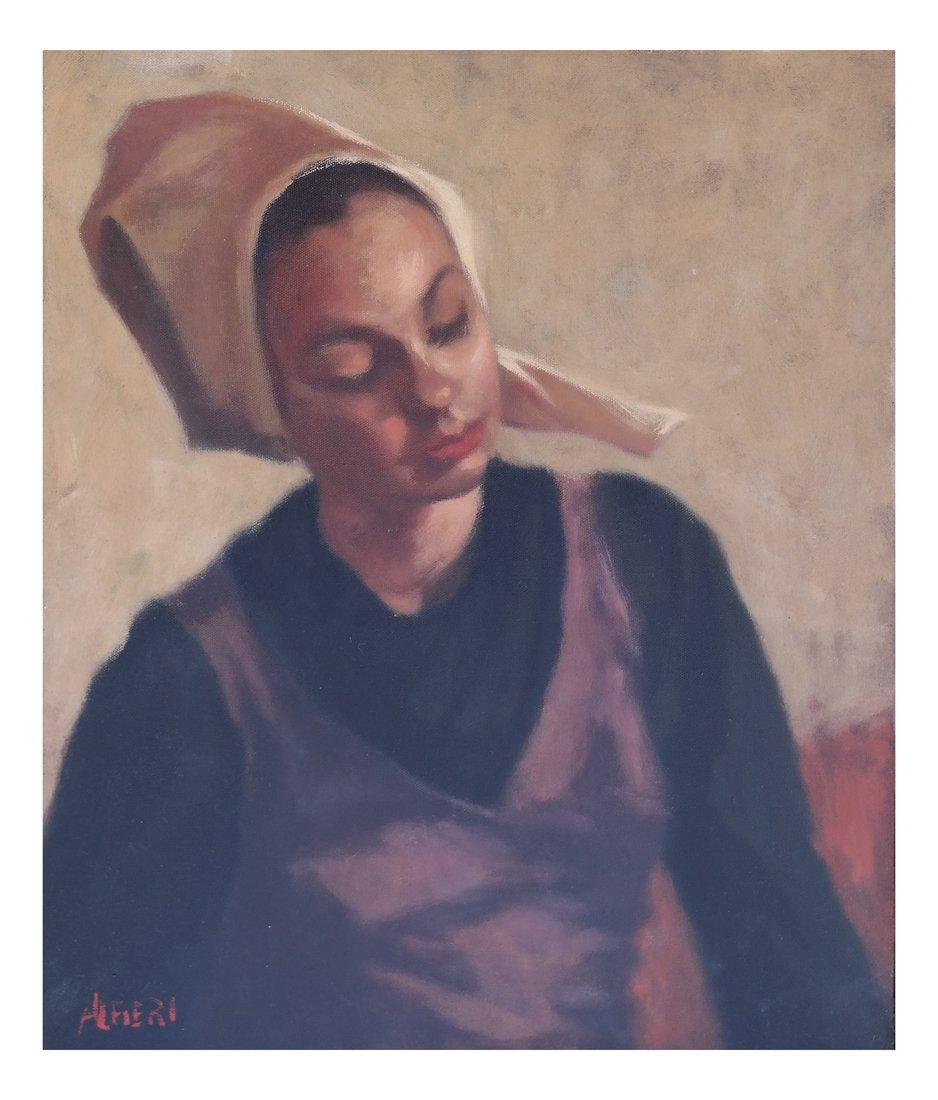 Alfieri, Two Portraits - 2