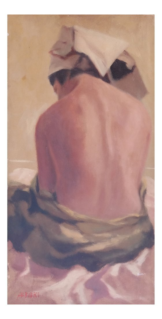 Alfieri, Two Portraits - 3