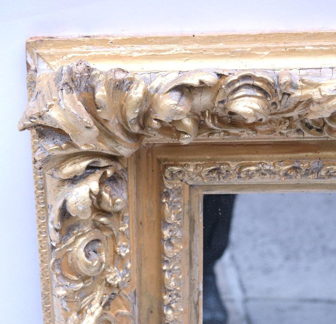 Ornate Gilt Mirror - 2
